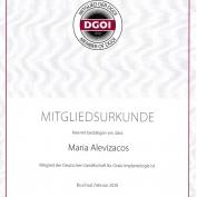 Zahnarzt-berlin-DGOI-2020-Zertifikat