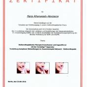 zertifikat-kieferorthopaedische-therapie